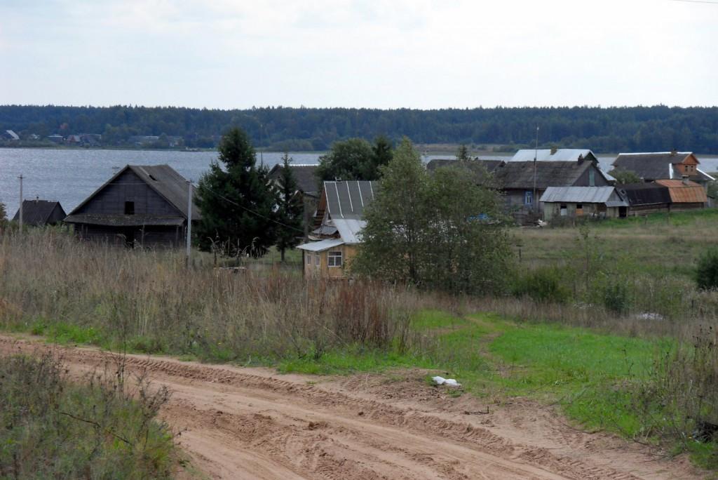 Деревня Задубье